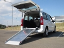 Universal Van Loading Ramp (super-lite)