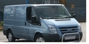 Stainless A-Bar 60mm Stainless Steel Tube - Fiat Relay/Ducato /Boxer 2006