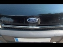 Stainless Steel Radiator Grille Cover - Ford CONNECT 2003-06
