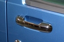 Stainless Steel Door Handle Cover Set - Ford Connect 2003