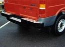 XTC HD Rear Step Towing Bumper - Ford Transit  Van 2000-07
