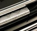 3D Aluminium Bumper Protector - Merc Sprinter 2006