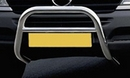 Stainless Steel Cobra Front Protection A-Bar - Merc Sprinter 2000-06