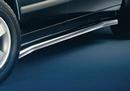 Stainless Steel Cobra Side Bars - Merc Vito V-Class 1996-03 - SWB Only