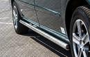 Safety Side Steps with Polished Chrome Ends - Merc Vito V-Class - SWB - 1996-03