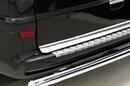 Tailgate Chrome Edge Trim - Merc Vito Viano Van 2003