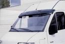 Acrylic Smoked Coloured Sun Visor - Opel / Vaux Movano 1999 Onwards