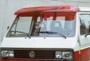 Acrylic Sunvisor - Volkswagen VW T3 Transporter 1998