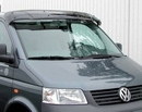 Acrylic Smoke Coloured Sunvisor - Volkswagen VW T5 Transporter 2003