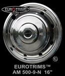 Stainless Steel Wheel Trim - Eurotrims Elite 16