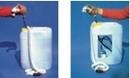 Portable Shower Kit - 20L container - 12volt