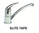 Elite Single Lever Mixer Tap Chrome (short spout)