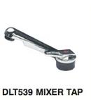 Matt Nickel Single Lever Mixer Tap