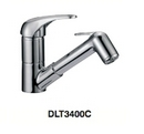 SINGLE LEVER MIXER PULL OUT CHROME SHOWER