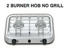 2 BURNER HOB (NO GRILL) 380mm x 280mm