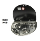 3 Burner Hob with Cover - SS