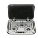 SMEV 8000 SERIES 3 BURNER HOB
