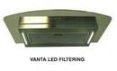 VANTA FILTERING BASIC 40CM STAINLESS COOKER HOOD 12V