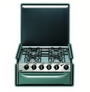 4 Burner Hob and Grill Cabinet