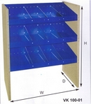 VK01 Pro Van Shelf Module