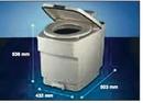 ELECTRA MAGIC RE-CIRCULATING TOILET - 24V