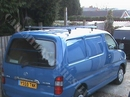 Van Roof Bars To Fit Midi Vans (pair) Up To 1600mm Wide
