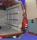 Internal Van Side Rack Frail 3050mm (w) Xx 1950mm (h)