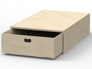 BIRCH PLYWOOD FLOOR DRAWERS