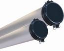 Aluminium Tube Carrier for Van Roof Rack