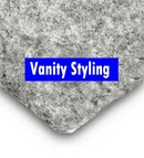 Trunkliner - 6 metres of Silver Van Side W Lining Trim (carpet)