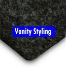 Trunkliner - 4 metres of Charcoal Van Side W Lining Trim (carpet)