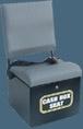 Single Tool Box Van Seat