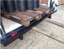 Vaux Vivaro FORK LIFT PROTECTION BAR (01 TO SEPT 06)