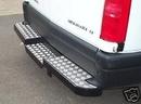 Nissan Primastar (01 TO SEPT 06) REAR STEP TOWING BUMPER (HEAVY DUTY)