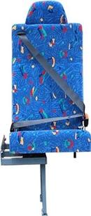 Side Foldaway Van Seat