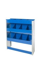 Tradesman 4.  Van Shelving and Racking Unit