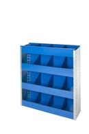 Tradesman 5.  Van Shelving and Racking Unit