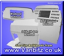 Vaux Combo 2001 - 2012     Top half Bulkhead solid ADV-VG185S
