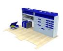Citroen Dispatch 2016 onwards MV-L2-3 Internal Van Shelf Racking