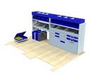 Fiat Talento 2016 onwards MV-L2-2 Internal Van Shelf Racking