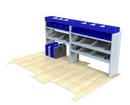LDV Maxus 2005 - 2008 MV-L2-1 Internal Van Shelf Racking