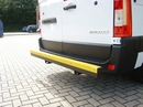Renault Master (2010)  REAR PROTECTOR (T BAR) WITH ANTI-SLIP TREAD