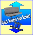 Quick Release Seat (sandwich) Mounting Bracket