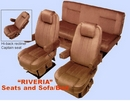 A Full Range of Van Seats and Seating