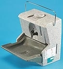 PORTABLE HOT WATER HAND WASHING UNIT