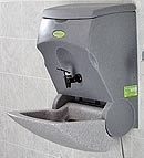HOT WATER HAND WASHING UNIT FOR MAINS