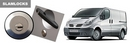 Vauxhall Vivaro 2001 - 2014 Barn Door Automatic Slam Lock